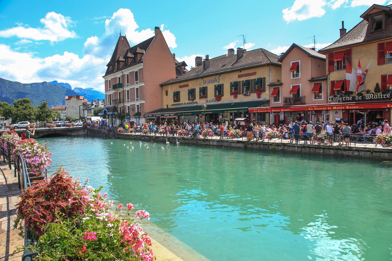 vacances annecy