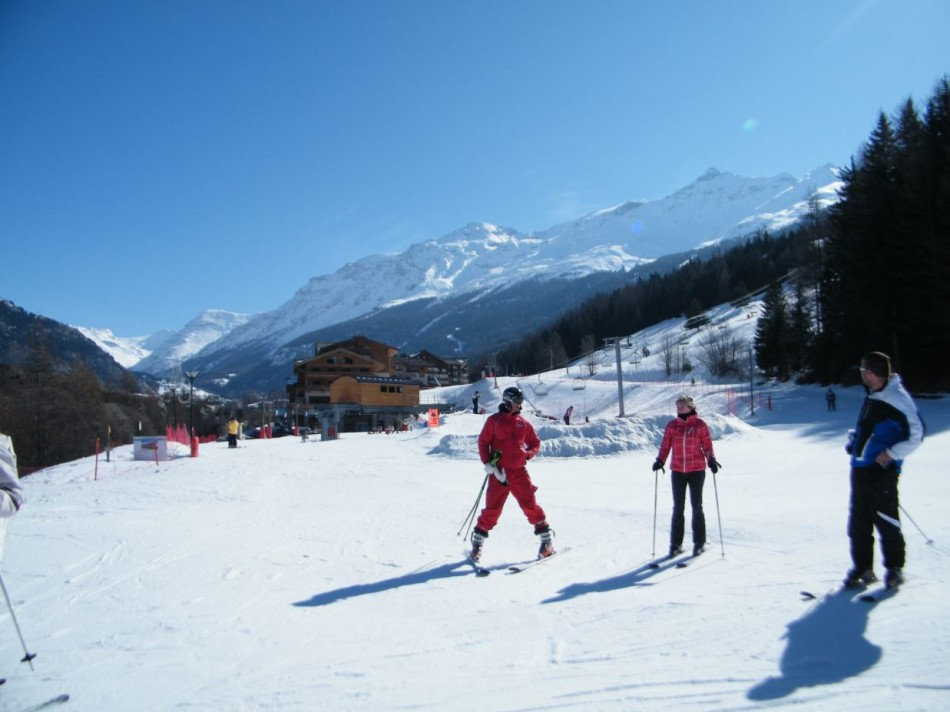 location ski val cenis