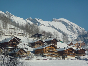stations villages : le grand bornand